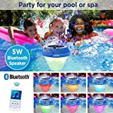 Westinghouse Solar Pool Light,Bluetooth 5W Speaker