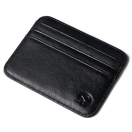 Grea Paquete de Tarjeta Monedero Leather para Hombres y ...