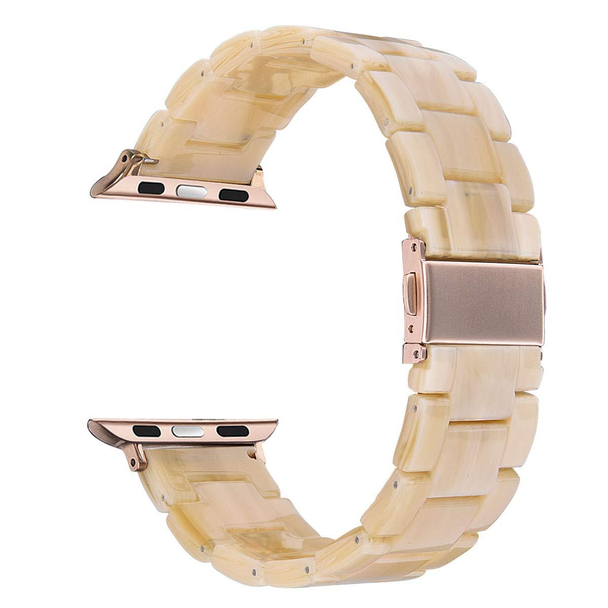 Malla Acero para Apple Watch (38/40mm) V-MORO [7CV7F2LP]