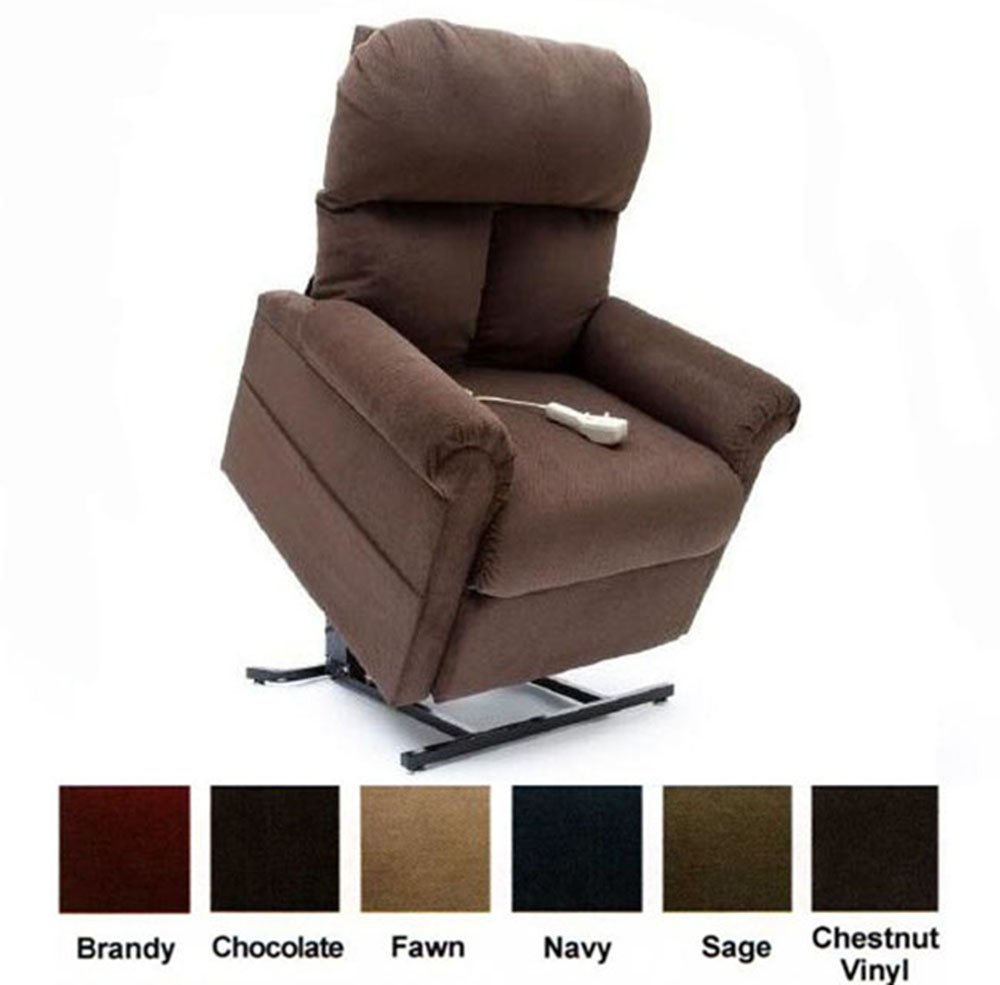 Amazon.com Easy Comfort LC-100 Infinite Position Lift Chair - Navy Health u0026 Personal Care  sc 1 st  Amazon.com & Amazon.com: Easy Comfort LC-100 Infinite Position Lift Chair ... islam-shia.org