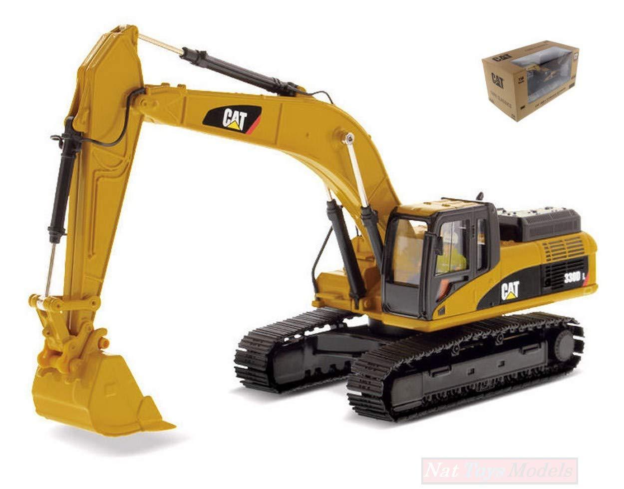 venta caliente NEW DIECAST Master Master Master DM85199 Cat 330D L Hydraulic Excavator 1 50 MODELLINO Die Cast  ahorra hasta un 70%