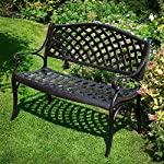Antique effect irom garden furniture