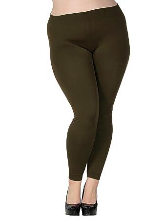 Amazon.com: Simplicity Women's Plus Size Winter Fleece Lined ...