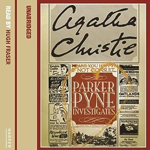 Parker Pyne Investigates Audiobook