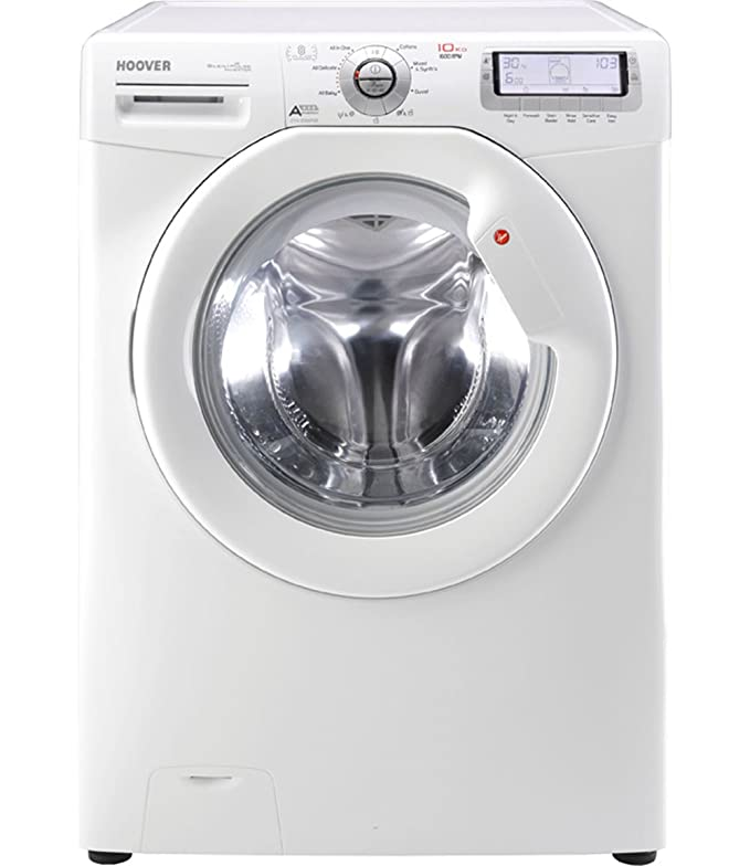 Hoover DYN 10166P8 Independiente Carga frontal 10kg 1600RPM A+++ ...