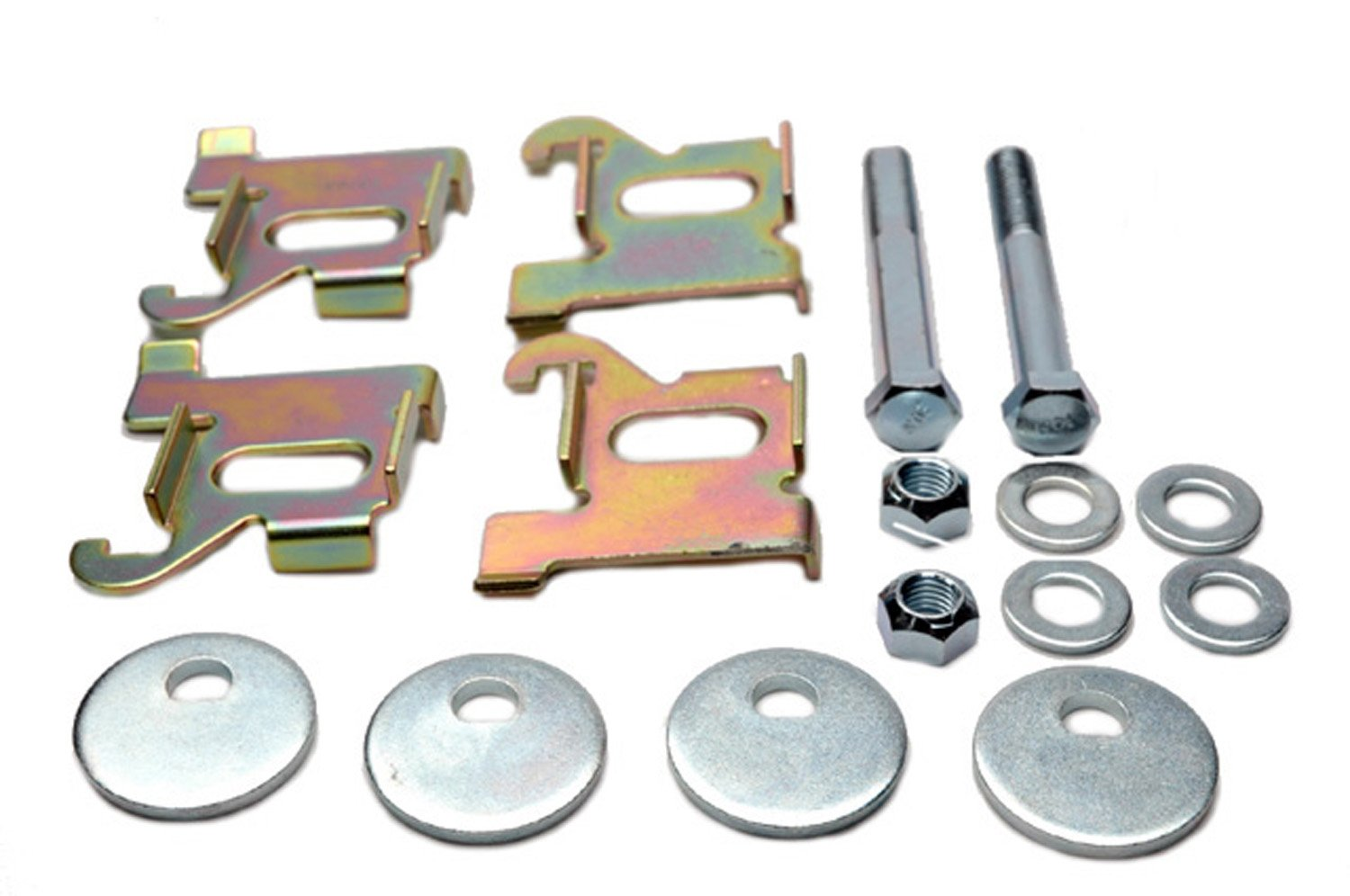 ACDelco 45K18044 Professional Front Caster/Camber Bolt Kit with Hardware