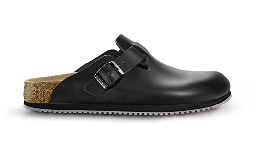 Professional. Modell Boston SL. Leather Working Shoe.