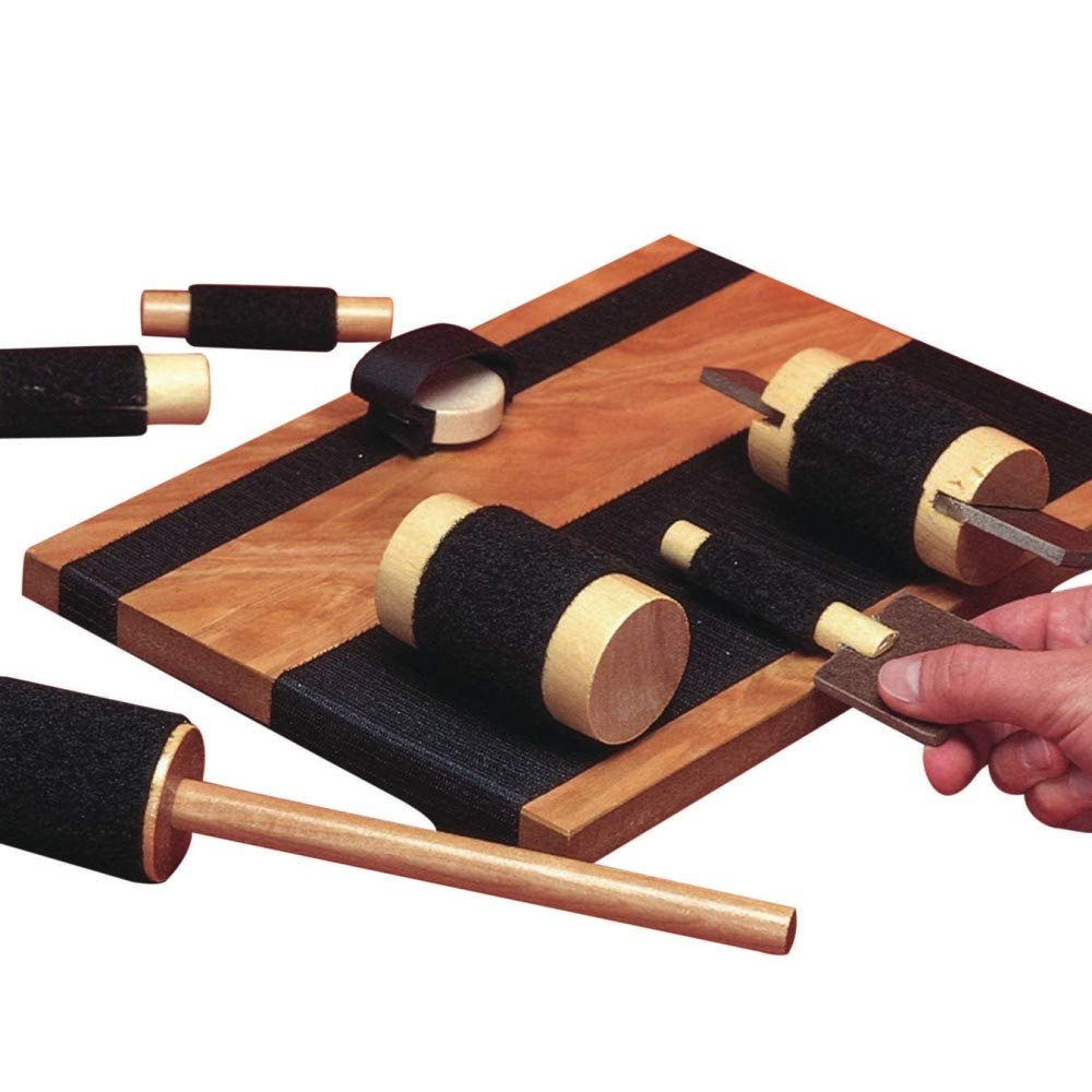 Hand Exercise Board with Hook and Loop Fasteners by S&S Worldwide (Image #1)