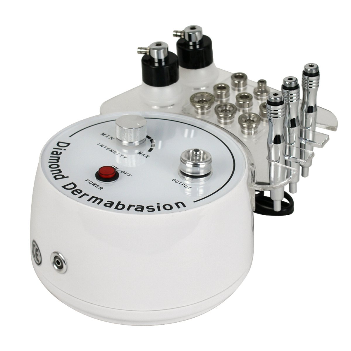 kendal microdermabrasion machine instructions