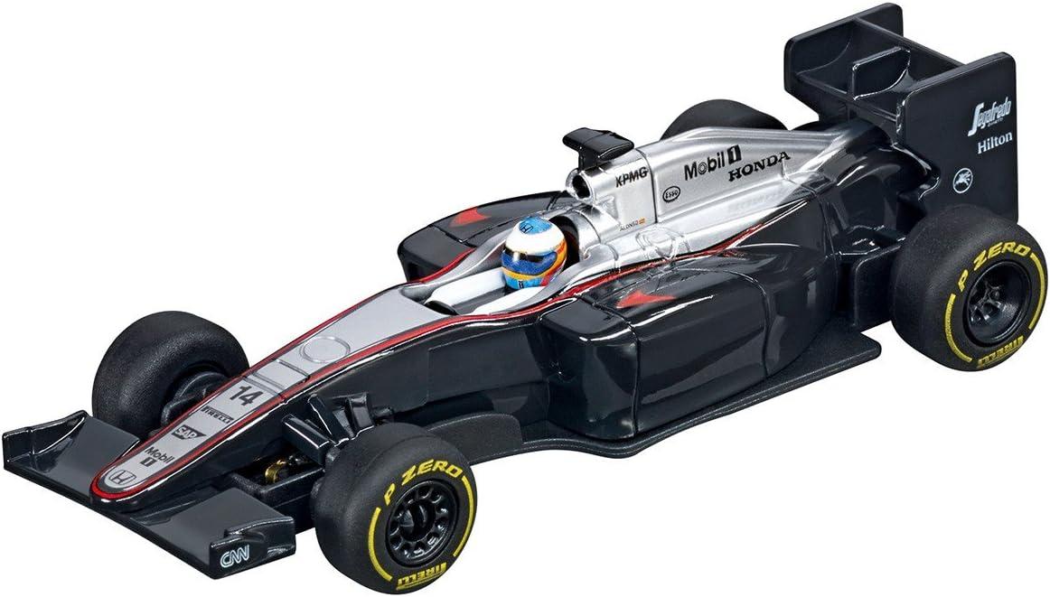 Carrera - Go!! Coche mclaren Honda f. Alonso: Amazon.es: Juguetes ...