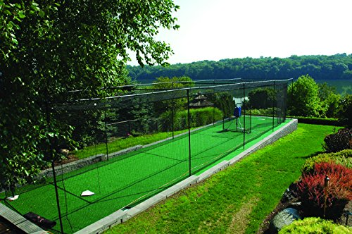 Commercial Quality Batting Cage Net #36-12X14X55 by Batting Cages, Inc.