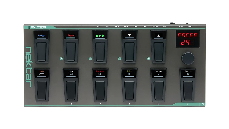 Nektar Technology PACER ハンズフリー DAW & MIDI コントローラー【国内代理店】   B07DK7HJN1