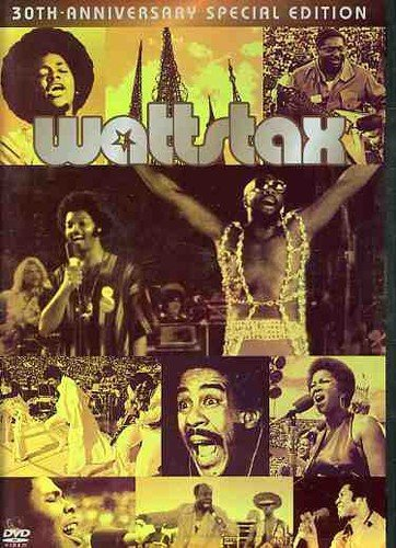 - Wattstax (30th Anniversary Special Edition)
