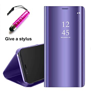 Tianyan Funda Samsung Galaxy S9 Plus,Inteligente Espejo ...