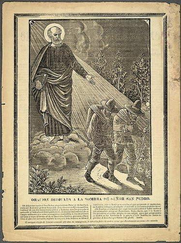Amazon.com: HistoricalFindings Photo: Oración dedicada a la Sombra ...