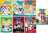Family Guy Complete Volumes 1-7 One to Seven DVD Boxsets