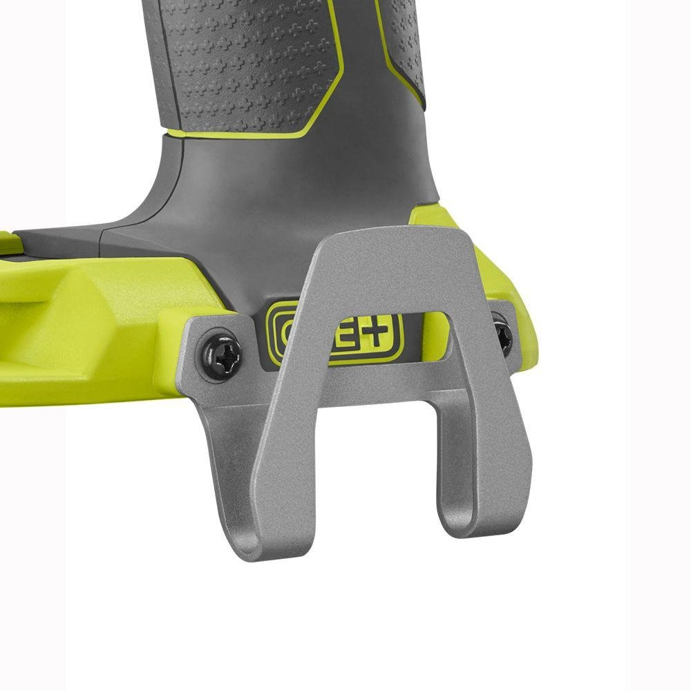 Ryobi P290 One+ 18V 1/4'' Cordless Quiet Strike 3,200 rpm Impact Driver with Quick Change Chuck and Mag Tray (Batteries Not Included, Power Tool Only)