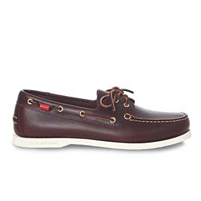 SLAM - Chaussures bateaux Prince Evo - Marrons - (Marron - 39) TJPBUzY