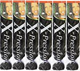 X-pression Premium Original Ultra Braid. - Color 1 ( Pack of 6 )