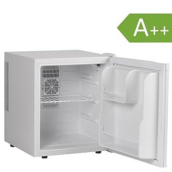 FineBuy Mini Kühlschrank 46 Liter/Minibar weiß/Getränkekühlschrank 5 ...