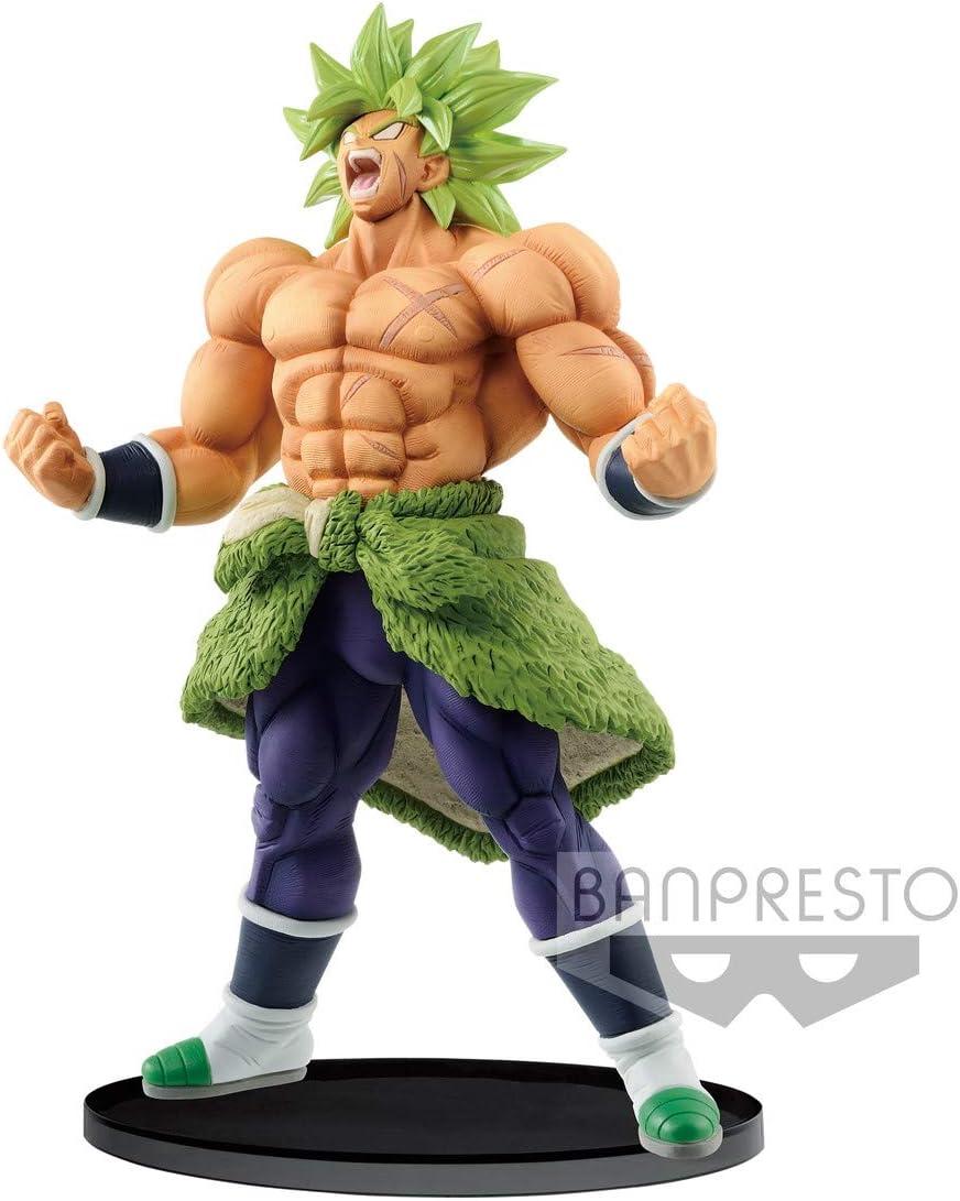 Banpresto 39945 Dragon Ball Super BWFC 2 Champion Special Broly Figure, Multiple Colors