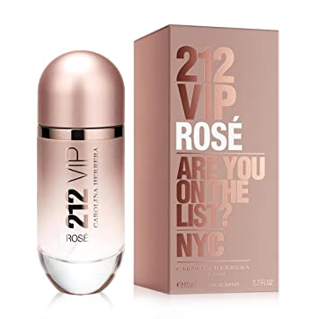 212 perfume vip