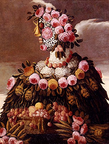 - Giuseppe Arcimboldo Spring Private Collection 30