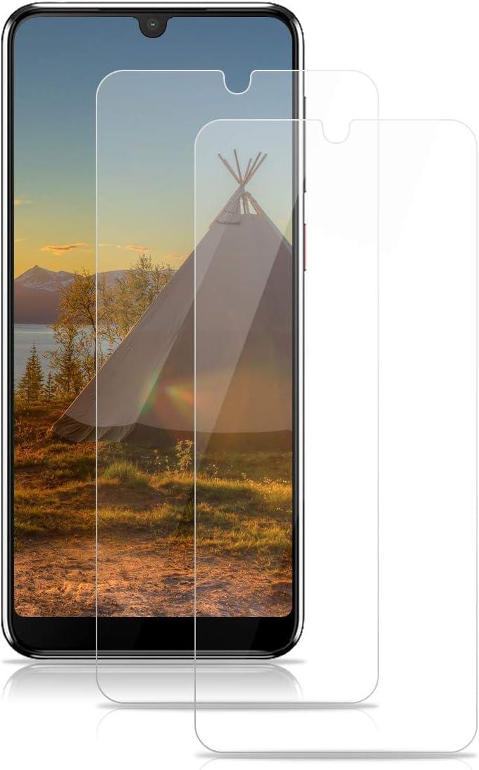 ROVLAK Protector Pantalla para Vodafone Smart V10 Cristal Templado ...