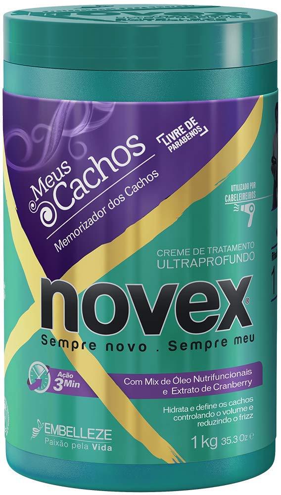 Embelleze Novex My Curls Deep Mascarilla Cabello Rizado 1kg
