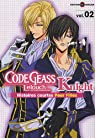Code Geass Knight, Tome 2 : Histoires courtes pour filles par Itsuki
