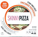 Skinny Pizza Uncured Pepperoni