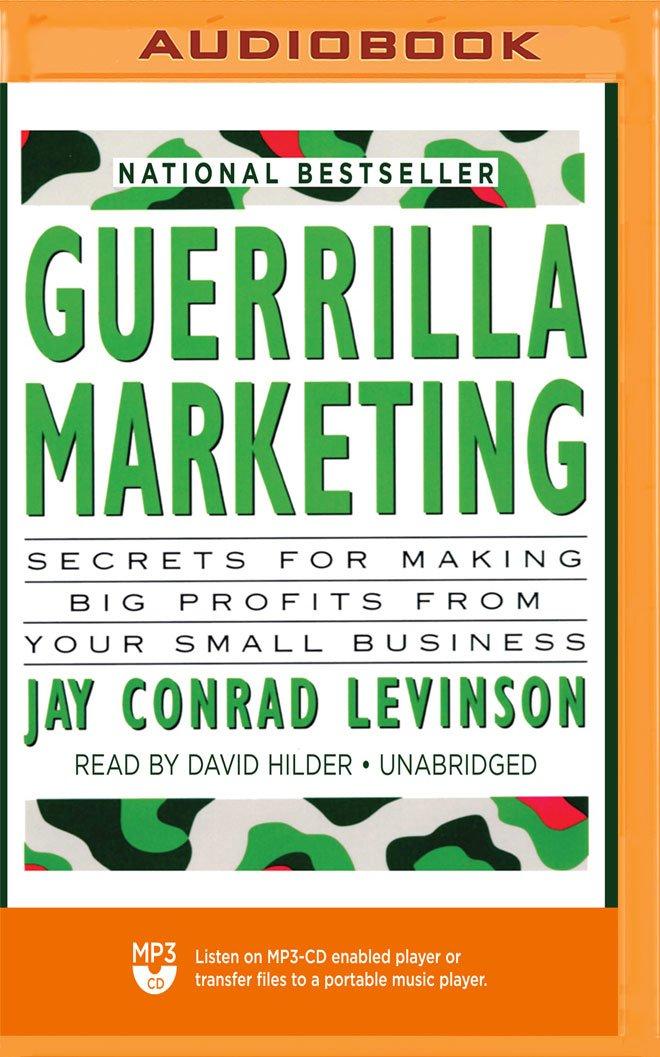 Read Online Guerrilla Marketing ebook