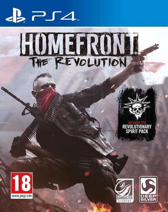 Homefront : The Revolution: Amazon.es: Videojuegos