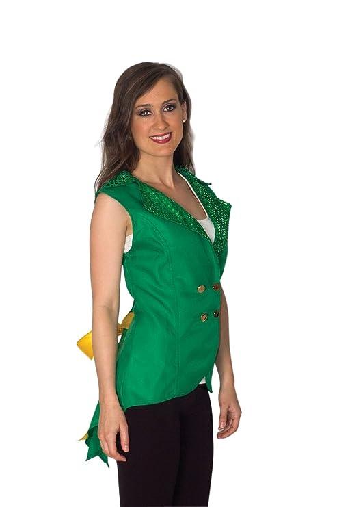 Amazon.com: Sunnywood Party Celebration Womens St.Patricks Day Vest: Clothing