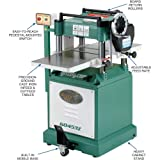 "Grizzly Industrial G0453Z - 15"" 3 HP Planer with"