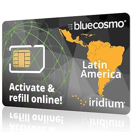 Amazon.com: BlueCosmo Iridium - Tarjetas SIM de pago y ...