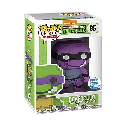 Amazon.com: Funko Teenage Mutant Ninja Turtles POP! Vinilo ...