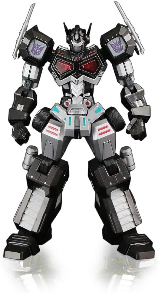 Flame Toys - Transformers Nemesis Prime Attack Mode Exclusive Furai Model Kit: Amazon.es: Juguetes y juegos
