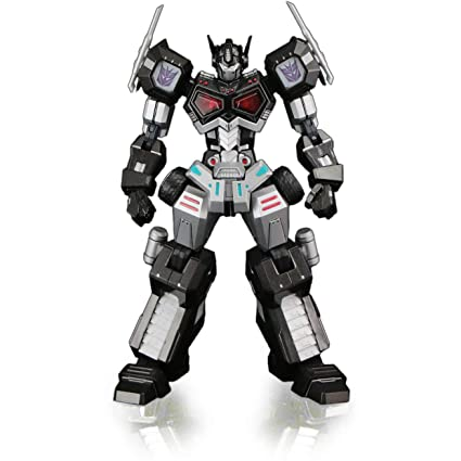 Amazon Com Flame Toys Transformers Nemesis Prime Furai Model Model