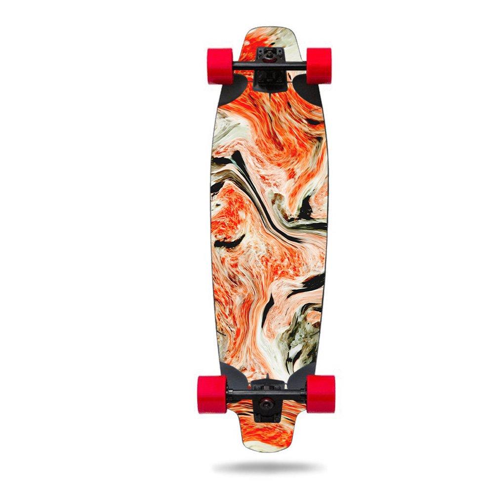 MightySkins Skin for Inboard M1 Electric Skateboard - Marble Madness  79b8c840edd