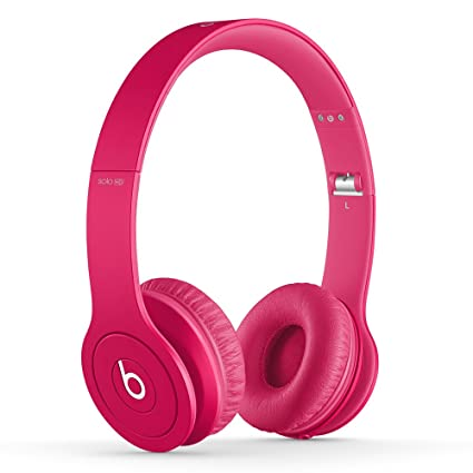 Beats Solo Hd Wired On Ear Headphone Matte Pink Discontinued By Manufacturer