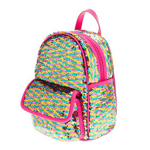 237edaa6586ba JoJo Siwa Reversible Sequin Mini Backpack bag  Amazon.co.uk  Shoes   Bags