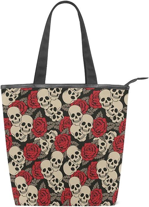 Acheter sac à main fille femme tete de mort online 6