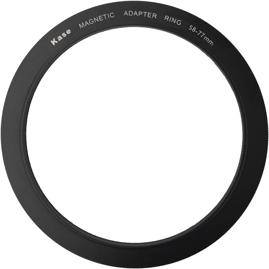 Kase Wolverine 58mm to 77mm Magnetic Step Up Filter Ring Adapter 58 77