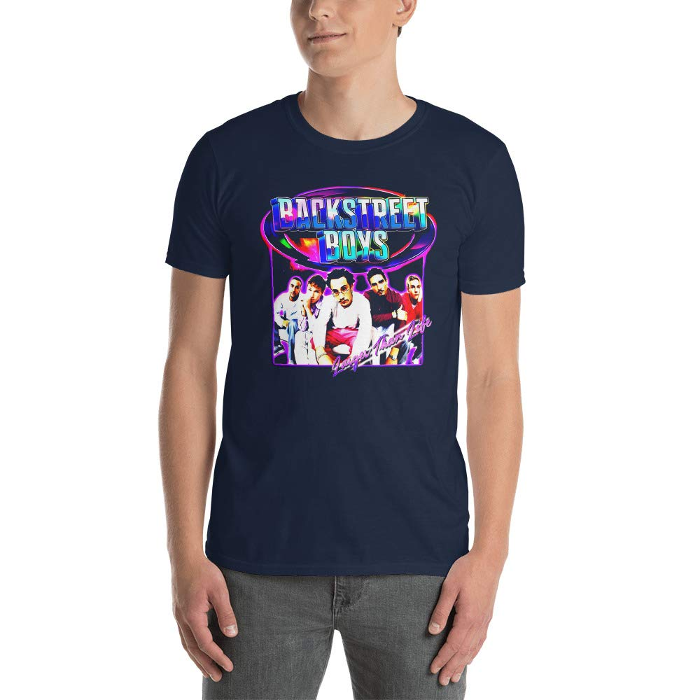 Backstreet Vintage Music T Shirt