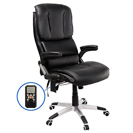 ergonomic home office setting ergonomic home office computer desk massage chair 6heated vibrating black amazoncom