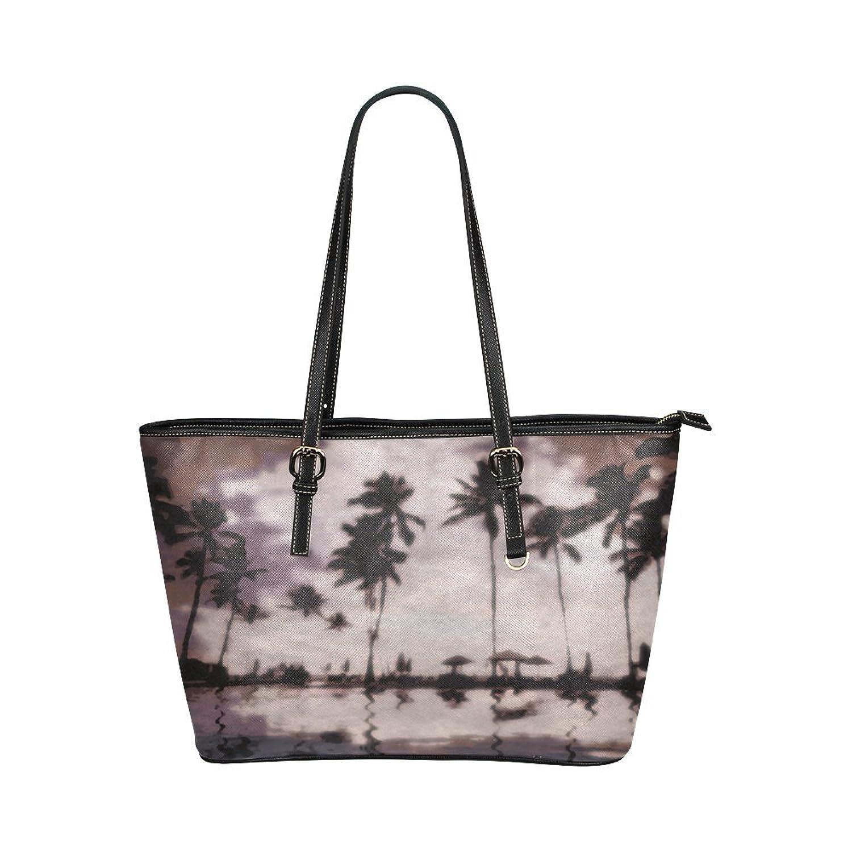Nicedesigned Tote Bag Utopia Leather Tote Shoulder Bag Handbag for Women Girls