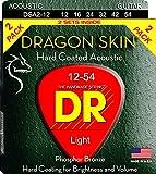 DR Strings DRAGON SKIN Acoustic Guitar Strings