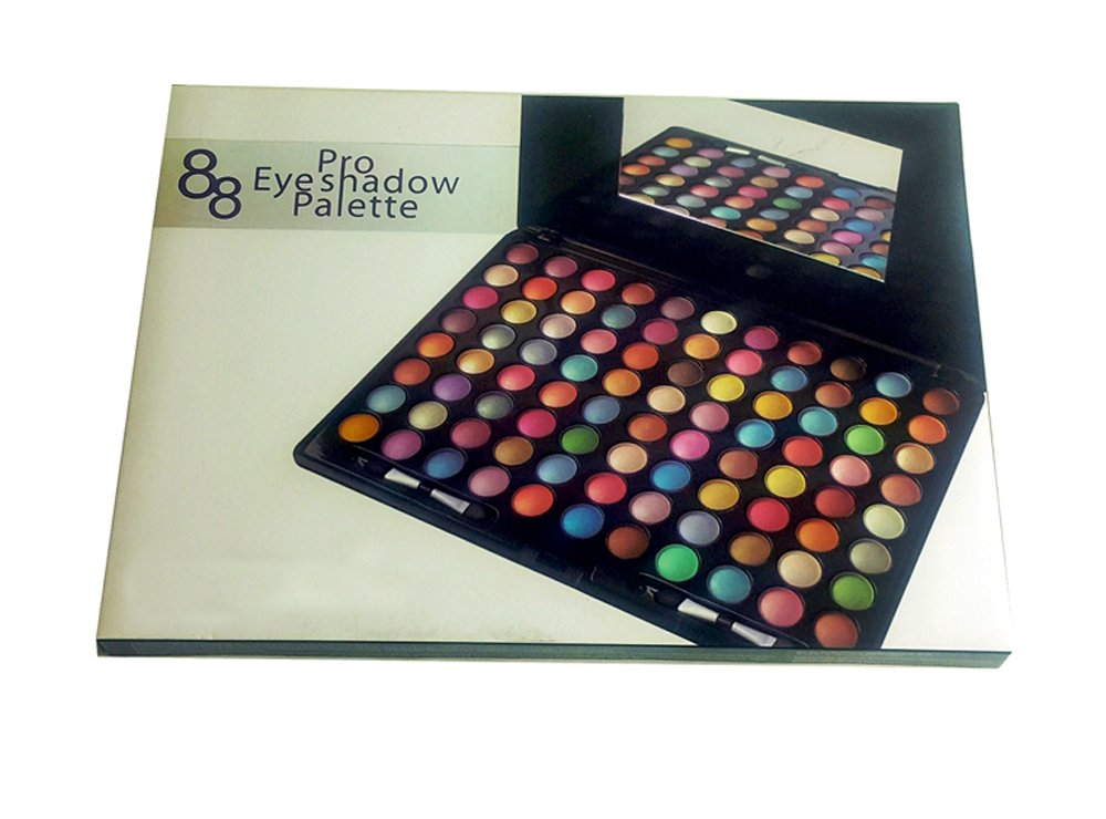 Lady De 88 Color Pro Eye Shadow pallete Makeup Beauty Kit
