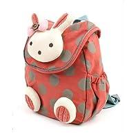 Comfysail Mignon Motif Animé de Lapin sacs à dos bébé Sac à dos Maternelle Enfant Sac d'école pour Enfant Bébé Fille